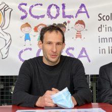 Photo Pasquale Castellani Président de la Scola Corsa di Bastia