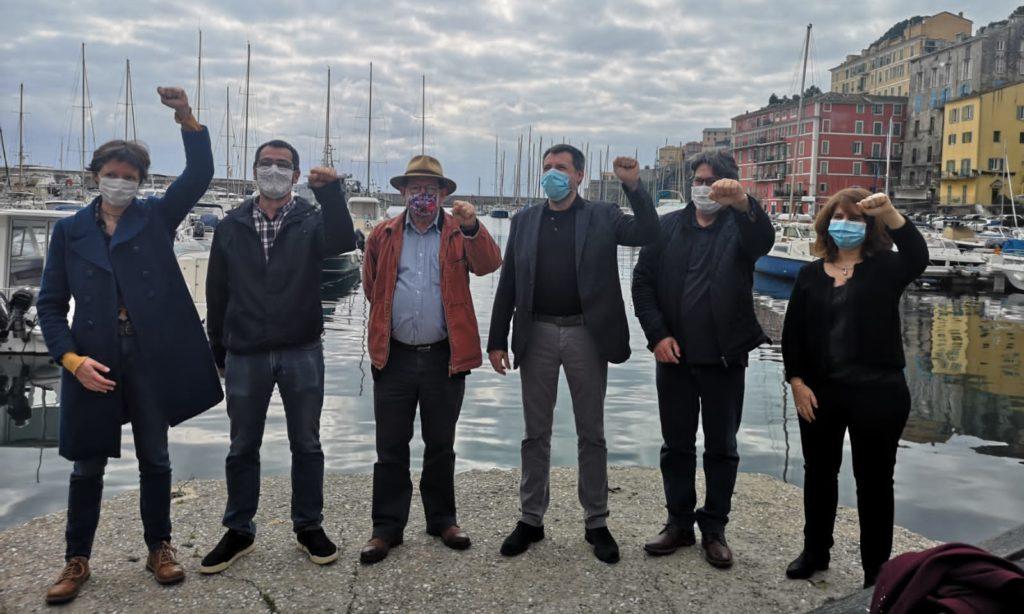 Photo membres du réseau Eskolim et Scola Corsa